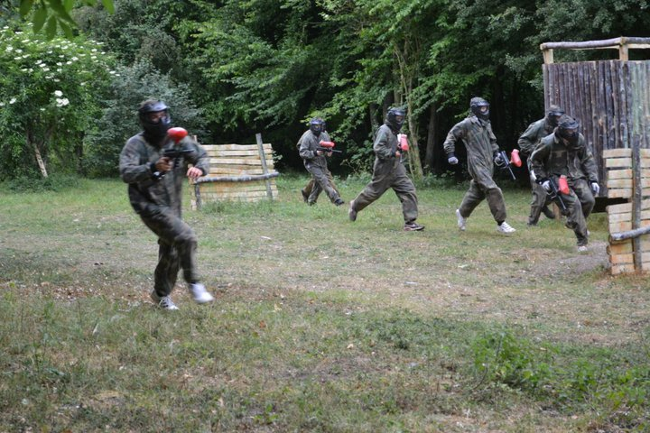 Paintball, Childrens Paintball and Laser Tag available at RW Paintball
