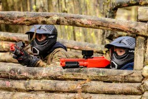 Childrens paintball Canterbury