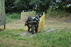 Paintballing in Bishops Stortford