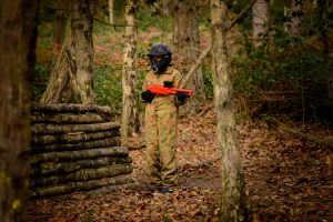 Kids paintball Harlow