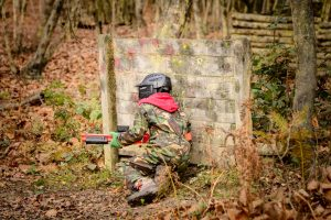 Sidcup and Dartford paintball for kids
