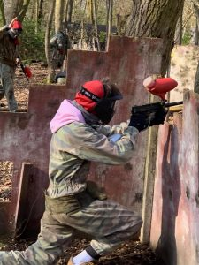Paintball in Stoke on Trent