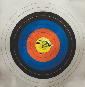 Archery at RW Paintball
